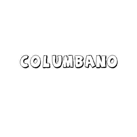 COLUMBANO