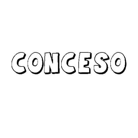 CONCESO