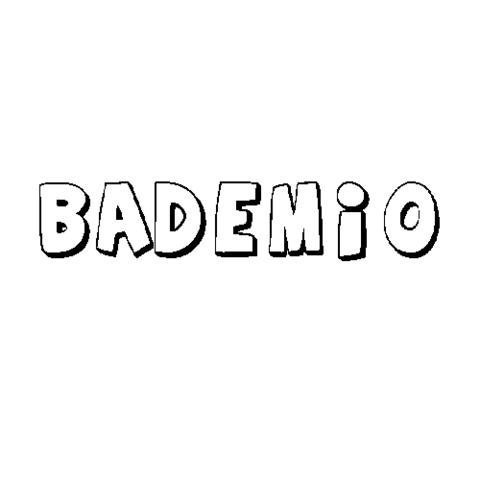 BADEMIO