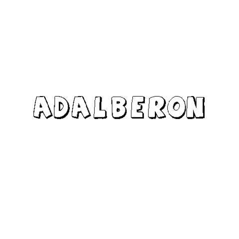 ADALBERÓN