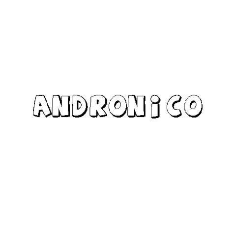 ANDRONICO
