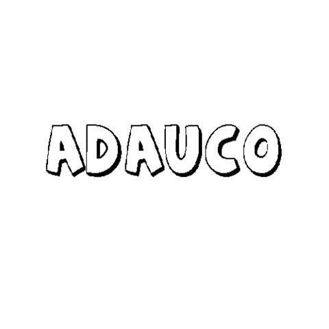 ADAUCO