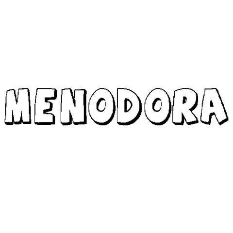 MENODORA