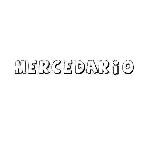 MERCEDARIO