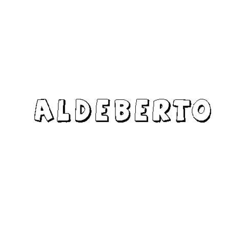 ALDEBERTO
