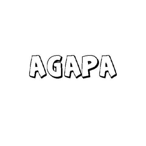 ÁGAPA