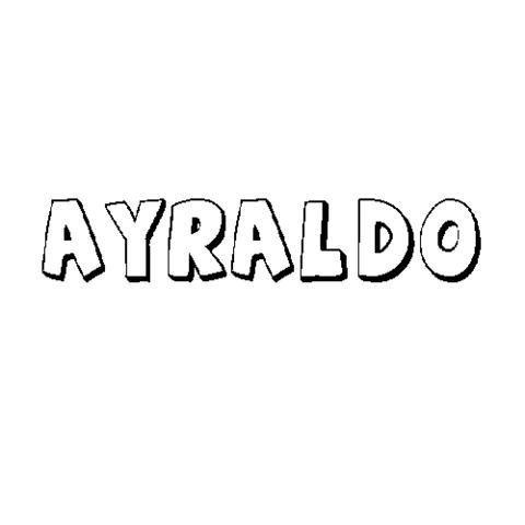 AYRALDO