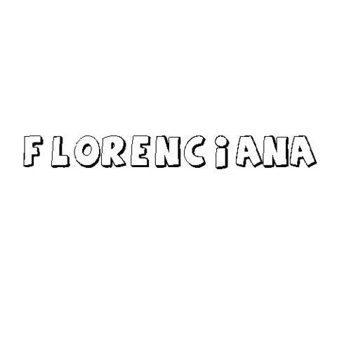 FLORENCIANA