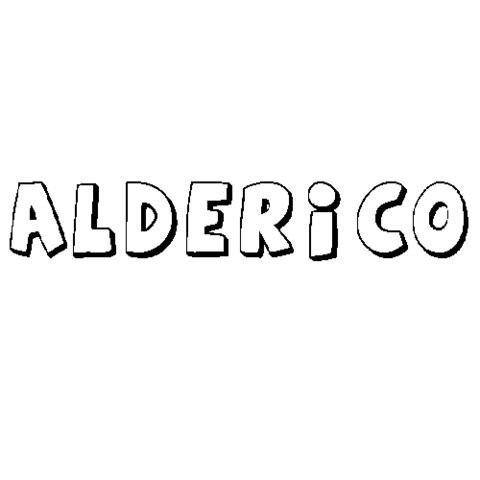 ALDERICO