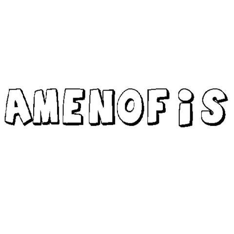 AMENOFIS
