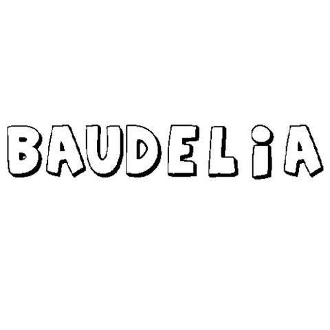 BAUDELIA