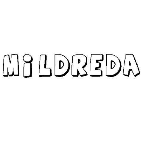 MILDREDA