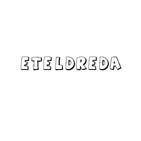 ETELDREDA