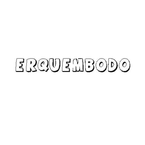 ERQUEMBODO
