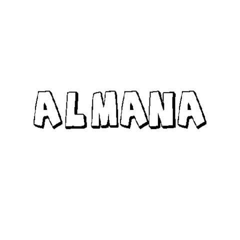 ALMANA