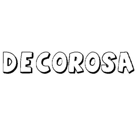 DECOROSA