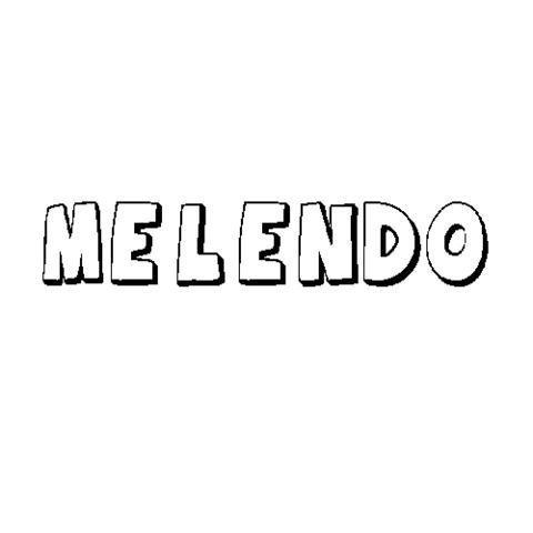MELENDO