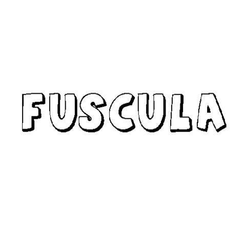 FÚSCULA