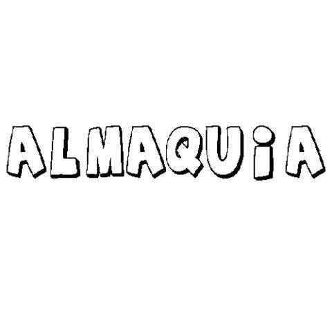 ALMAQUIA