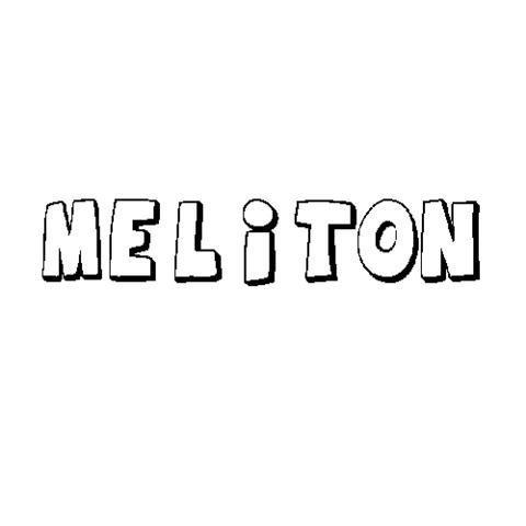 MELITÓN