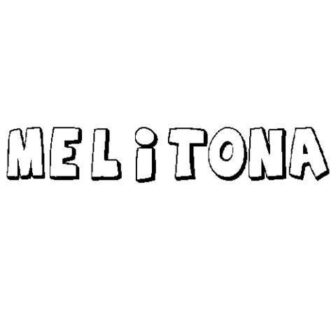 MELITONA