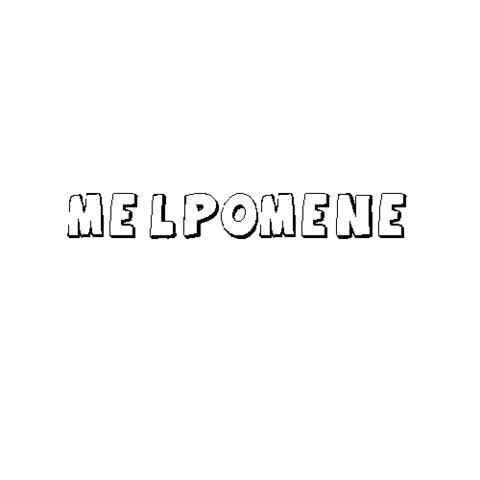 MELPÓMENE