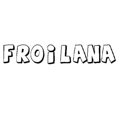 FROILANA