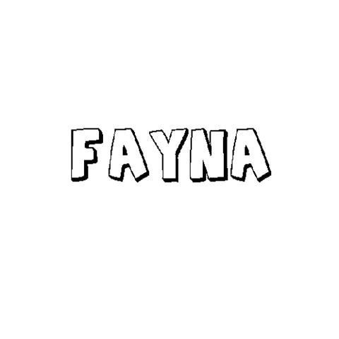 FAYNA