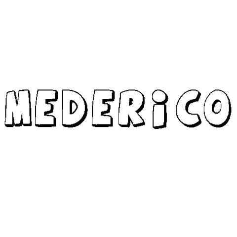 MEDERICO