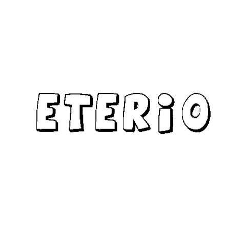 ETERIO