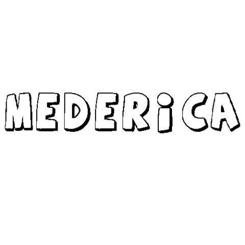 MEDERICA