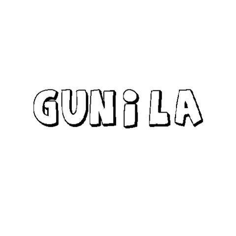 GUNILA