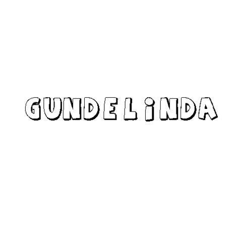 GUNDELINDA
