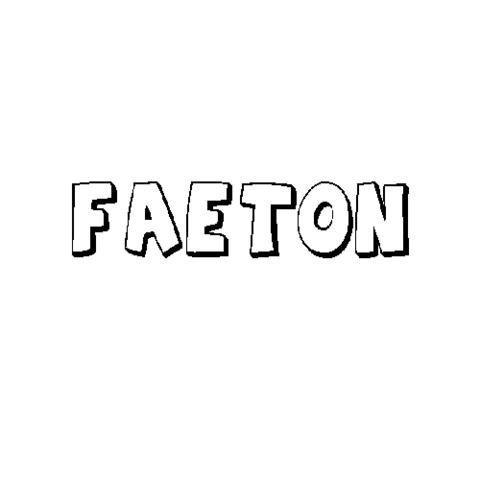 FAETÓN