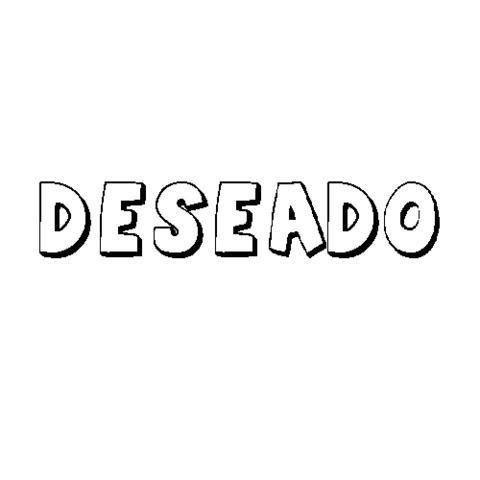 DESEADO