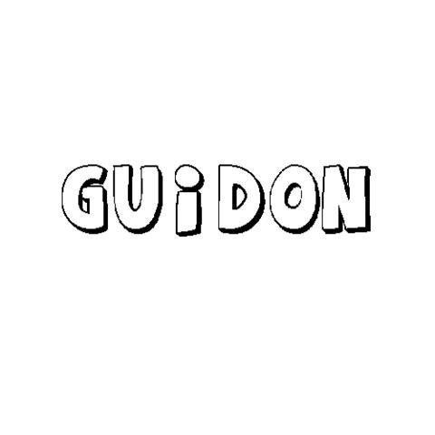 GUIDÓN