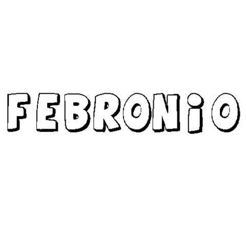 FEBRONIO