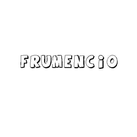 FRUMENCIO