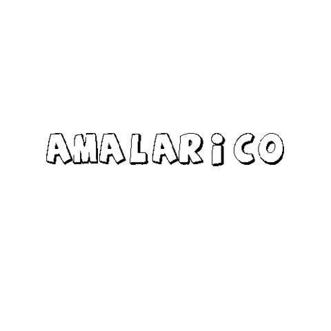 AMALARICO