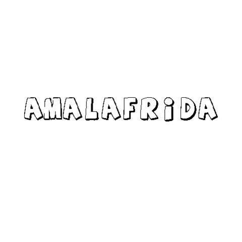 AMALAFRIDA