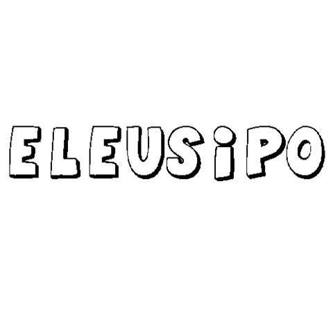ELEUSIPO