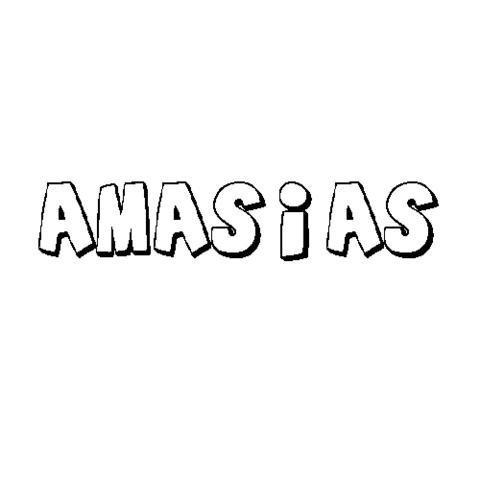 AMASÍAS