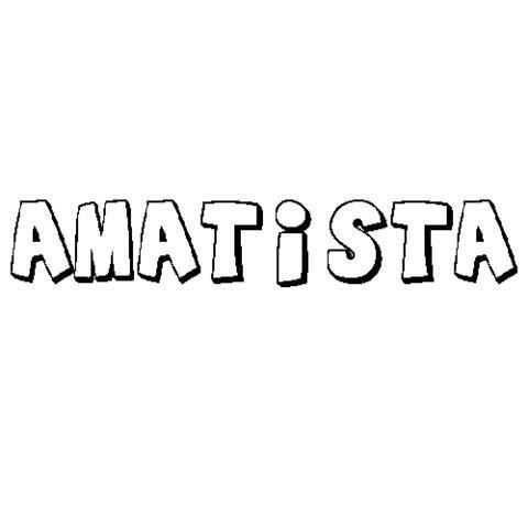 AMATISTA