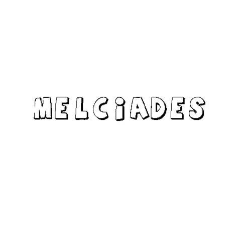 MELCÍADES