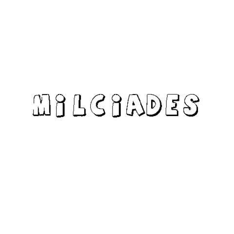 MILCÍADES