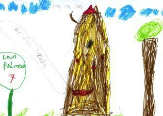 Dibujo de Daniel, de 6 años