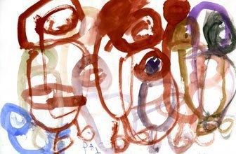Dibujo de Marta, de 5 años