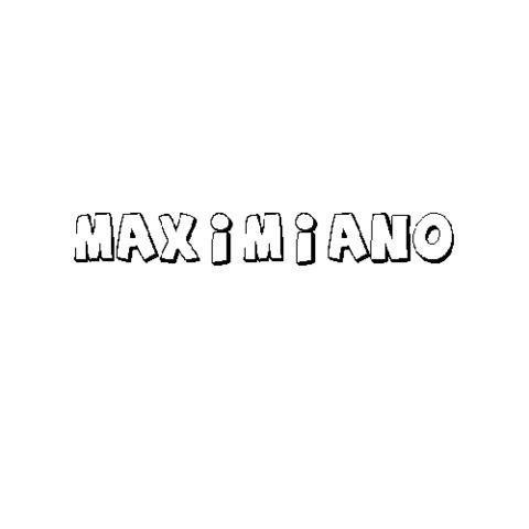 MAXIMIANO