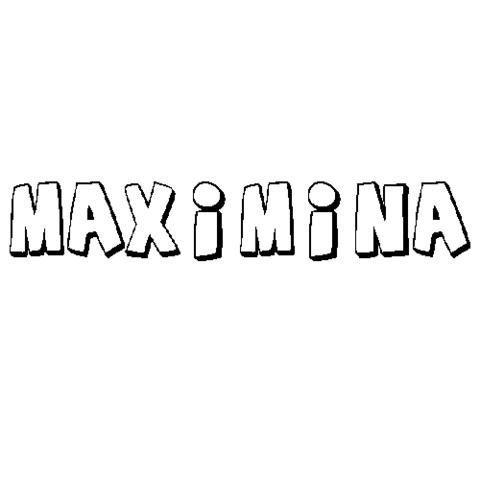 MAXIMINA