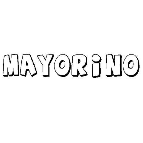 MAYORINO